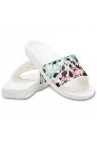 Papuci pentru femei Crocs  Classic Crocs Tie Dye Mania Slide W 206481 928