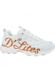 Pantofi sport pentru femei Skechers  D'Lites Glitzy City W 13165-WTRG