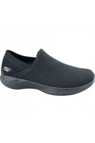 Pantofi sport pentru femei Inny  Skechers You-Intuition W 15802-BBK