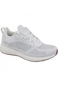Pantofi sport pentru femei Inny  Skechers Bobs Squad Glam W 31347-WHT