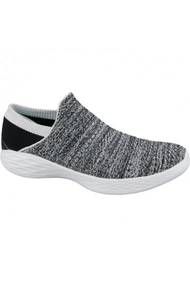 Pantofi sport pentru femei Inny  Skechers You W 14951-WBK
