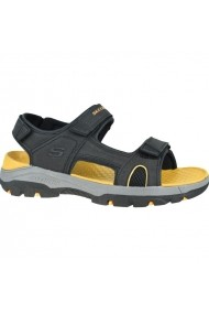 Papuci pentru barbati Skechers  Tresmen-Hirano M 204106-BLK