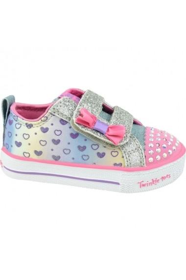 Pantofi sport pentru copii Skechers  Shuffle Lite Jr 20135N-SMLT