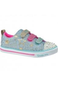 Pantofi sport pentru copii Skechers  Sparkle Lite-Stars The Limit Jr 314036L-LBMT