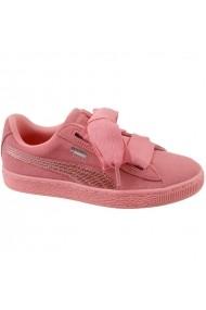 Pantofi sport pentru copii Puma  Suede Heart SNK JR 364918-05