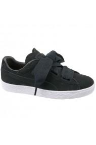 Pantofi sport pentru copii Puma  Suede Heart JR 365135-02