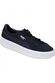 Pantofi sport pentru copii Puma  Suede Platform JR 363663-03