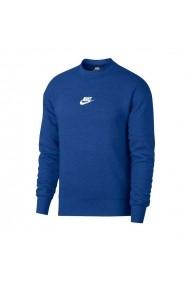 Bluza pentru barbati Nike NSW Heritage Fleece M 928427-438 Albastru