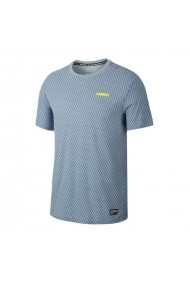 Tricou pentru barbati Nike  F.C. Dry Tee Small Block M CD0169-464