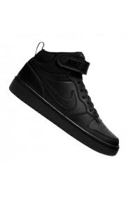 Pantofi sport pentru copii Nike  JR Court Borough Mid 2 (GS) Jr CD7782-001