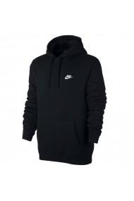Hanorac pentru barbati Nike  NSW HOODIE PO FLC CLUB M 804346 010 czarna