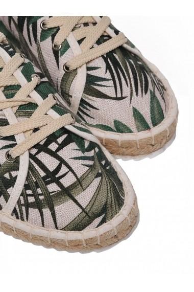 Pantofi Top Secret TOP-SBU0672ZI Verde