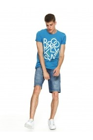 Tricou Top Secret TOP-SPO4308NI Bleu