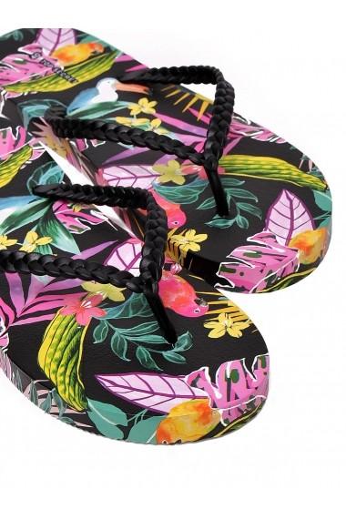 Flip-flops Top Secret TOP-SBU0679CA Negru