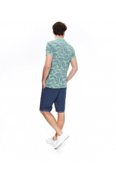 Tricou Polo Top Secret TOP-SPO4331ZI Verde