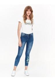 Jeansi Skinny Top Secret TOP-SSP2905NI Albastru