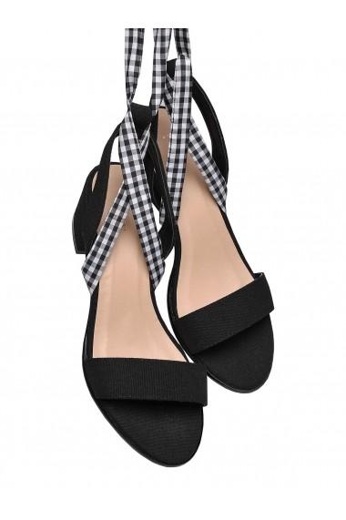 Sandale cu toc Top Secret TOP-SBU0650CA Negru