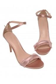 Sandale cu toc Top Secret TOP-SBU0651JR Roz