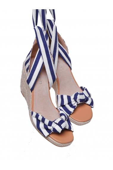 Sandale cu toc Top Secret TOP-SBU0670GR Bleumarin - els
