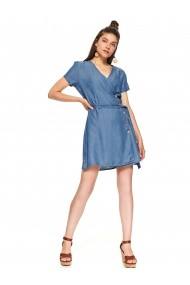 Rochie scurta Top Secret TOP-SSU2671NI Bleu