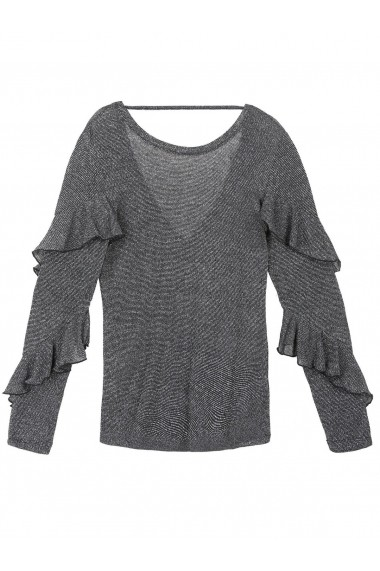 Bluza Top Secret TOP-SBD1000SR Gri