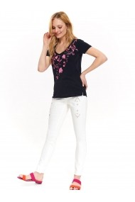 Tricou Top Secret TOP-SPO4071GR Bleumarin