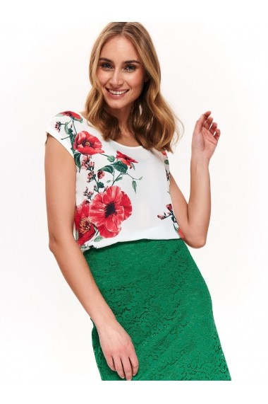 Tricou Top Secret TOP-SPO4089GR Floral