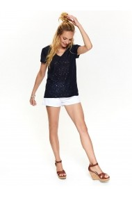 Tricou Top Secret TOP-SBK2560GR Bleumarin
