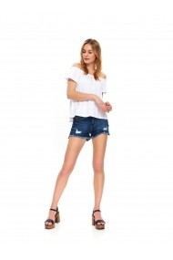 Tricou Top Secret TOP-SPO4208BI Alb