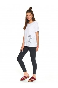 Tricou Top Secret TOP-SPO4324BI Alb