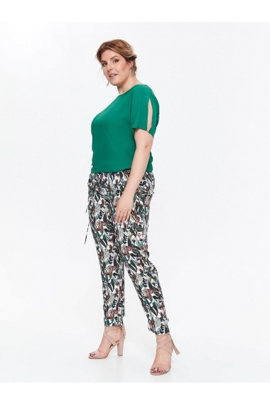 Pantaloni largi Top Secret TOP-SSP2860CZ Verde