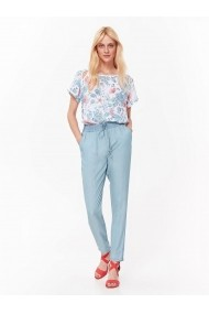 Pantaloni largi Top Secret TOP-SSP2897NI Albastru