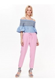 Pantaloni largi Top Secret TOP-SSP2991RO Roz