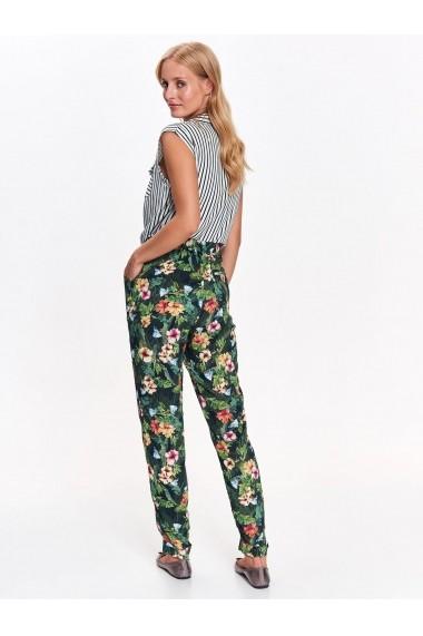 Pantaloni largi Top Secret TOP-SSP3042ZI Verde