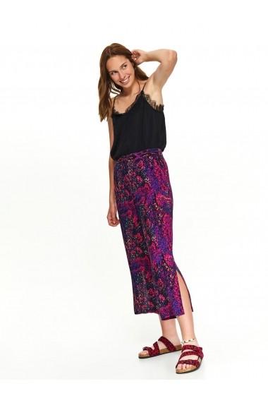 Pantaloni largi Top Secret TOP-SSP3300RO Animal Print