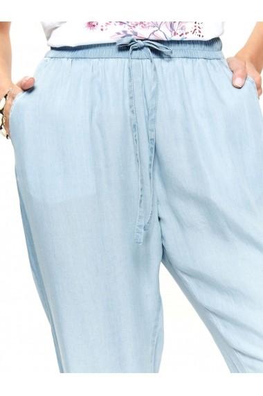 Pantaloni largi Top Secret TOP-SSP3301NI Bleu