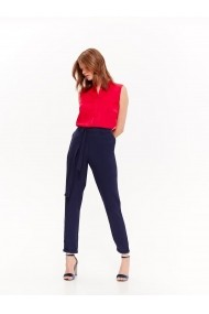 Pantaloni drepti Top Secret TOP-SSP2828GR Bleumarin