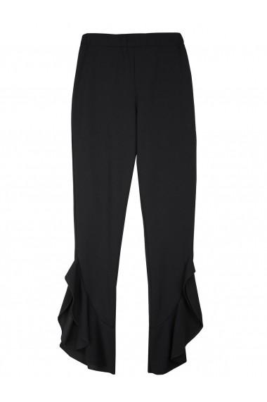 Pantaloni drepti Top Secret TOP-SSP2989CA Negru - els