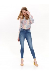 Pantaloni drepti Top Secret TOP-SSP3176BL Bleu