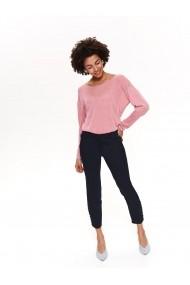Pantaloni drepti Top Secret TOP-SSP3213GR Bleumarin
