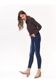 Jeansi skinny Top Secret TOP-SSP3111GR Bleumarin