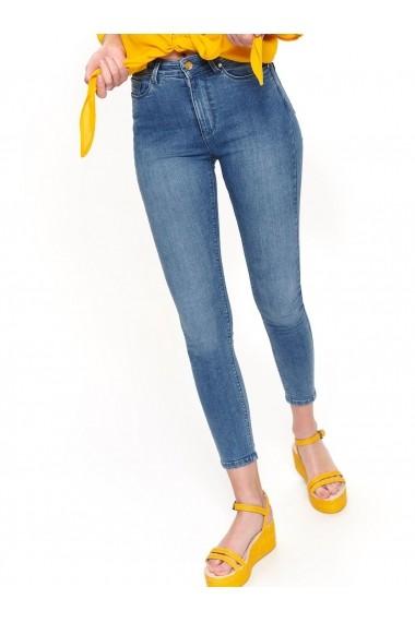 Jeansi skinny Top Secret TOP-SSP3191BL Bleu - els
