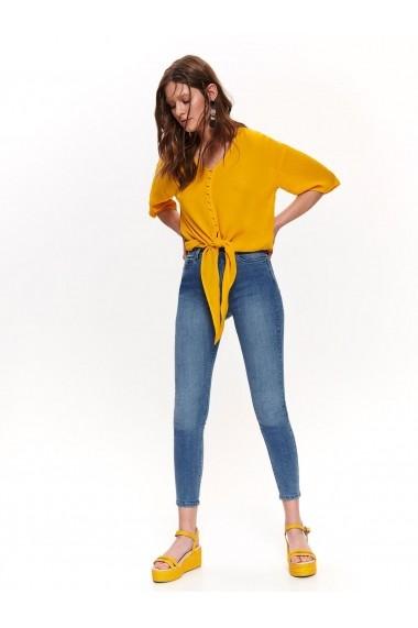Jeansi skinny Top Secret TOP-SSP3191BL Bleu
