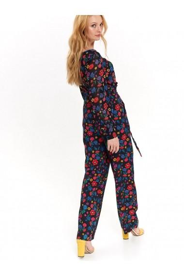 Pantaloni drepti Top Secret TOP-SSP3246CA Florali