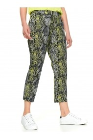 Pantaloni drepti Top Secret TOP-SSP3356ZO Animal Print