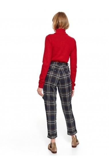 Pantaloni drepti Top Secret TOP-SSP3372GR