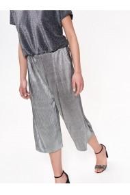 Pantaloni trei sferturi Top Secret TOP-SSP3167SR Argintiu