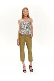 Pantaloni trei sferturi Top Secret TOP-SSP3284ZI Verde