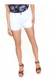 Pantaloni scurti Top Secret TOP-SSZ0968BI Alb