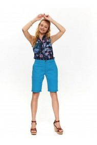Pantaloni scurti Top Secret TOP-SSZ0972NI Turcoaz